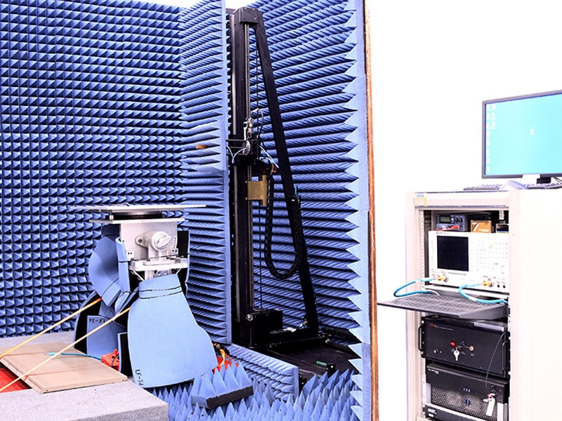 Configurable Anechoic Chamber